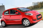 Citroen C1 lateral
